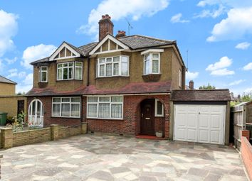 Thumbnail 3 bedroom semi-detached house for sale in London Road, Wallington
