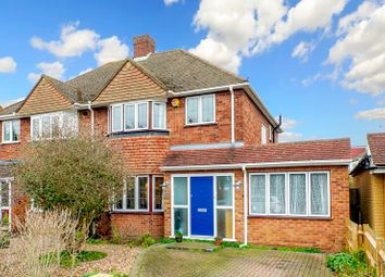 Thumbnail 4 bed semi-detached house for sale in Buckingham Road, Hampton