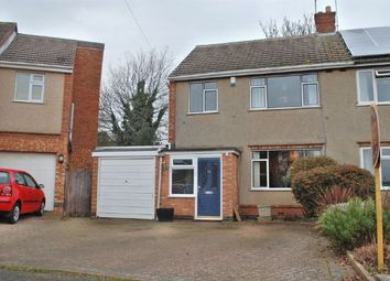 Thumbnail 3 bedroom semi-detached house for sale in Edgehill Road, Duston, Northampton