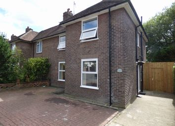 Thumbnail 3 bed semi-detached house to rent in Noel Road, West Acton