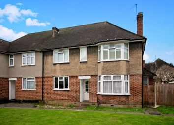 Thumbnail 2 bed flat for sale in Chestnut Avenue, Sudbury, Wembley