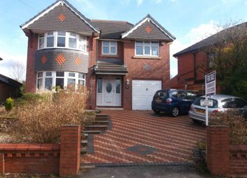 Thumbnail 4 bedroom detached house for sale in Lever Park Avenue, Horwich, Bolton