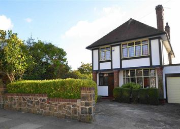 Thumbnail 4 bedroom detached house for sale in Crosby Road, Westcliff-On-Sea, Essex