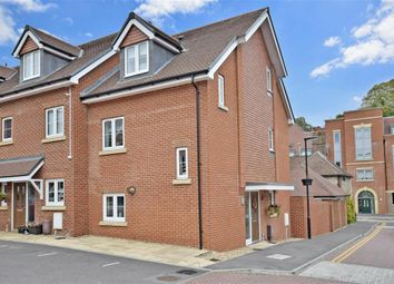 Thumbnail 3 bed end terrace house for sale in Old Brewery Way, Horndean, Waterlooville, Hampshire