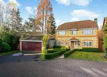 Thumbnail 5 bed detached house for sale in Turpins Rise, Windlesham