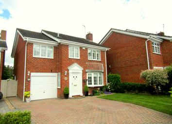 Thumbnail 4 bed detached house for sale in Latchmore Gardens, Cowplain, Waterlooville