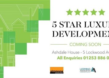 Thumbnail 2 bed flat for sale in Ashdale House, Lockwood Avenue, Poulton Le Fylde