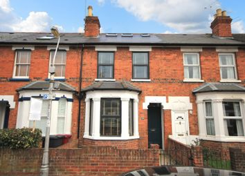 Thumbnail 4 bedroom terraced house to rent in Newport Road, Reading