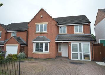 Thumbnail 5 bedroom detached house for sale in Cork Lane, Glen Parva, Leicester