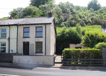 Thumbnail 2 bed end terrace house for sale in Goginan, Aberystwyth