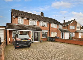 Thumbnail 4 bed semi-detached house for sale in Poynters Road, Dunstable