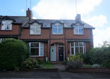 Thumbnail 3 bed terraced house for sale in Belle Vue Terrace, Solihull