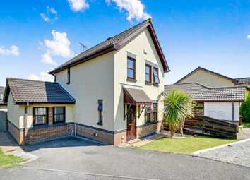 Thumbnail 4 bed link-detached house for sale in Newquay, Cornwall, England