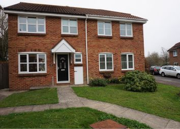 Thumbnail 3 bed semi-detached house for sale in Bank Side, Ashford