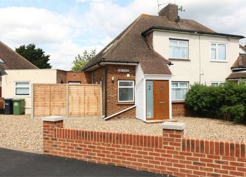 Thumbnail 4 bed semi-detached house for sale in The Chase, Goffs Oak, Waltham Cross, Hertfordshire