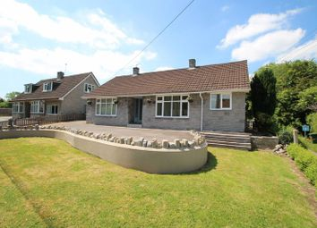 Thumbnail 3 bed detached bungalow for sale in Sub Road, Butleigh, Glastonbury