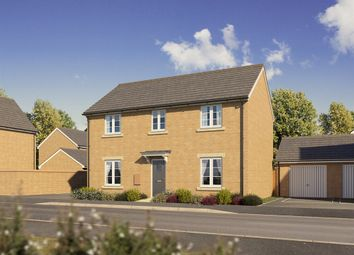 "Thumbnail 4 bed detached house for sale in ""The Hummingbird"" at Clarks Close, Yeovil"