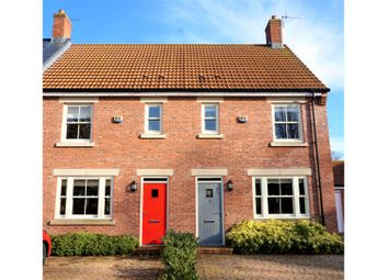 Thumbnail 2 bed terraced house for sale in Leven Mews, Middlesbrough