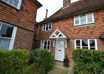 Thumbnail 2 bedroom terraced house for sale in High Street, Ticehurst
