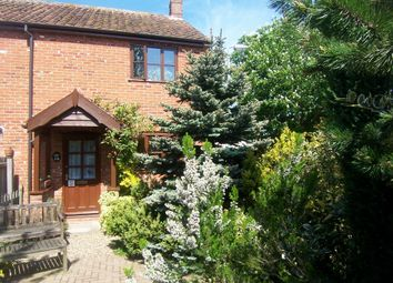 Thumbnail 2 bedroom semi-detached house to rent in Norwich Common, Wymondham