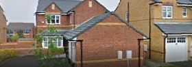 Thumbnail 4 bed detached house for sale in Harswell Close, Orrell, Wigan
