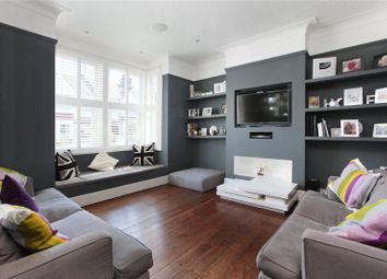 Thumbnail 5 bedroom terraced house for sale in Fircroft Road, Tooting Bec, London