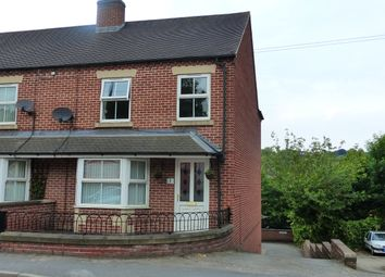 Thumbnail 3 bed town house for sale in Station Street, Ashbourne Derbyshire