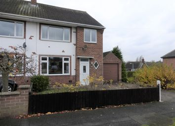 Thumbnail 3 bed semi-detached house to rent in York Avenue, Sandiacre, Sandiacre