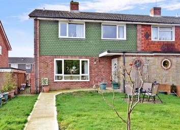 Thumbnail 4 bed semi-detached house for sale in Great Copse Drive, Havant, Hampshire