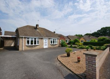 Thumbnail 3 bed detached bungalow for sale in Cresta Close, North Hykeham, Lincoln