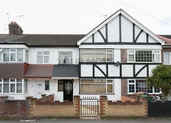 Thumbnail 3 bed terraced house for sale in Markmanor Avenue, Walthamstow, London