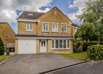 Thumbnail 4 bed detached house for sale in Hanby Close, Fenay Bridge, Huddersfield