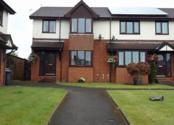 Thumbnail 3 bed mews house to rent in Catherine Close, Wesham, Preston
