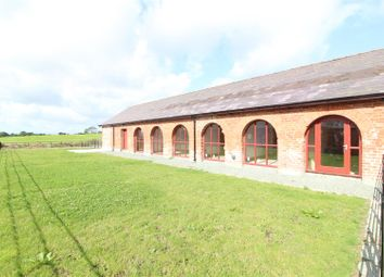 Thumbnail 3 bed barn conversion for sale in Barn 6, Nantcribba, Forden, Welshpool