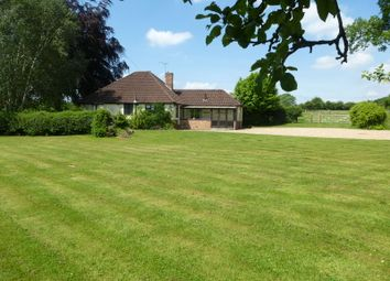 Thumbnail 3 bed detached bungalow to rent in Tulls Lane, Standford