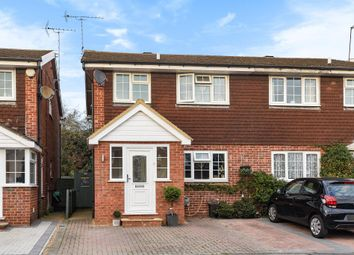 Thumbnail 3 bedroom semi-detached house for sale in Furrow Way, Maidenhead