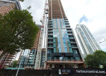 Thumbnail 1 bed flat for sale in 607 Maine Tower, Harbour Central, Canary Wharf