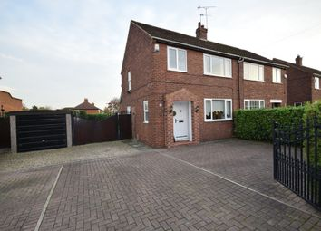 Thumbnail 3 bed semi-detached house for sale in Millfield Crescent, Pontefract