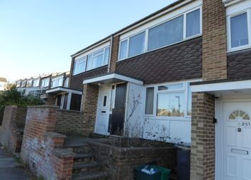 Thumbnail 3 bed terraced house for sale in Osward, Courtwood Lane, Forestdale, Croydon, Surrey