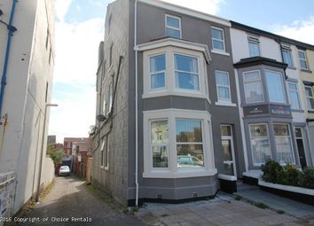 Thumbnail Studio to rent in Palatine Rd, Blackpool