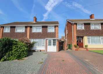Thumbnail 3 bedroom semi-detached house for sale in Sandy Lane, Fair Oak, Eastleigh