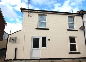 Thumbnail 2 bed end terrace house for sale in Russell Road, Great Yarmouth