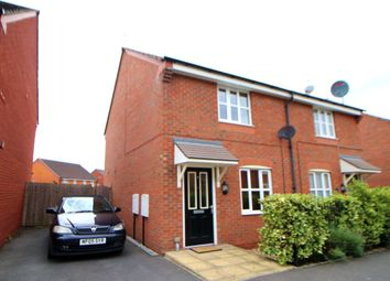 Thumbnail 2 bed semi-detached house for sale in Falshaw Way, Gorton, Manchester