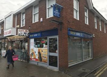 Thumbnail Commercial property for sale in 83 High Street, Newmarket, Suffolk