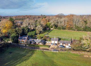5 bed detached house for sale in Setley, Setley, Brockenhurst SO42