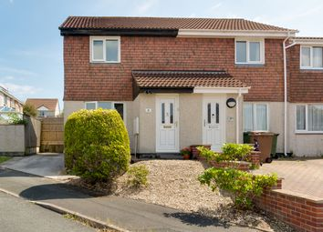 Thumbnail 3 bed semi-detached house for sale in Jenkins Close, Plymstock, Plymouth
