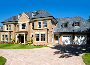 Thumbnail 6 bed detached house to rent in The Dene, Devenish Road, Sunningdale, Ascot, Berkshire