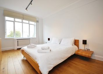 Thumbnail 3 bed flat to rent in Maitland Court, Lancaster Terrace, London