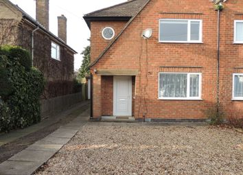 Thumbnail 3 bed semi-detached house to rent in Bollington Road, Leicester