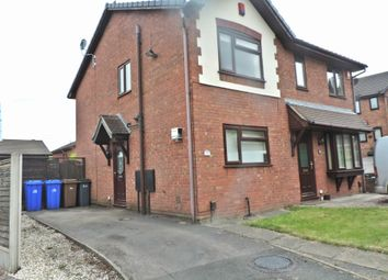 Thumbnail 2 bed semi-detached house for sale in Tansey Close, Stoke On Trent, Staffordshire
